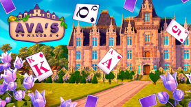 Baixar Ava's Manor - A Solitaire Story para Android