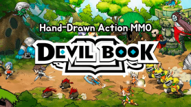Baixar Devil Book: Hand-Drawn Action MMO para Android