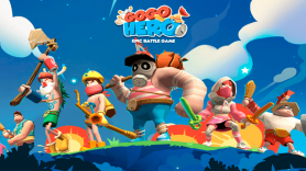 Baixar GoGo Hero: Survival Battle Royale para Android
