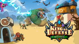 Baixar King Of Defense: Battle Frontier para Android