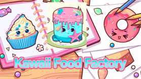 Baixar Kawaii Food Factory para Android