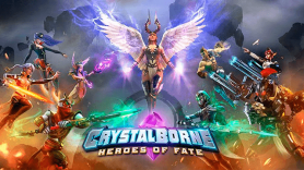 Baixar Crystalborne: Heroes of Fate para Android