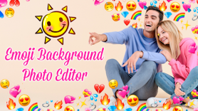 Baixar Emoji Background Photo Editor para Android