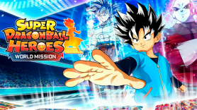 Baixar SUPER DRAGON BALL HEROES WORLD MISSION para Windows