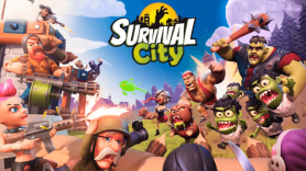 Baixar Survival City - Zombie Base Build and Defend para Android