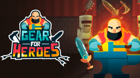 Baixar Gear for Heroes: Medieval Idle Craft para Android