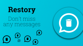 Baixar Restory - Reveal deleted messages para Android