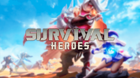 Baixar Survival Heroes - MOBA Battle Royale para iOS