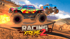 Baixar Racing Xtreme 2: Top Monster Truck & Offroad Fun para iOS