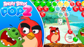 Baixar Angry Birds POP 2: Bubble Shooter para Android