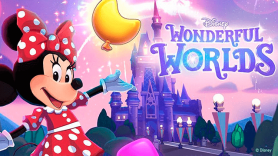 Baixar Disney Wonderful Worlds para Android