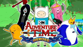 Baixar Adventure Time Heroes para Android