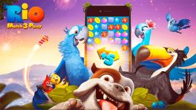 Baixar Rio: Match 3 Party para iOS