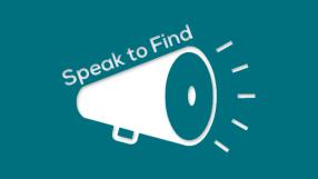 Baixar Speak to Find