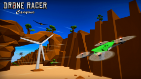 Baixar Drone Racer : Canyons
