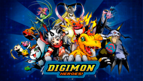 Baixar Digimon Heroes!