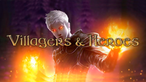 Baixar 3D MMO Villagers & Heroes para Android