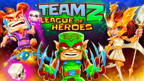 Baixar Team Z - League of Heroes para iOS