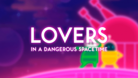 Baixar Lovers in a Dangerous Spacetime para Mac