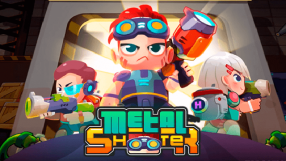 Baixar Metal Shooter: Run and Gun para iOS