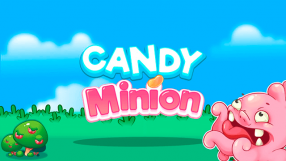 Baixar Candy Minion - Food Devouring Clicker Game