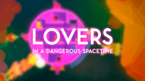 Baixar Lovers in a Dangerous Spacetime para Windows