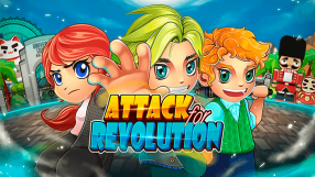 Baixar Dice Masters : Attack for Revolution para iOS