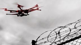 Presos dos EUA usam drones para transportar drogas