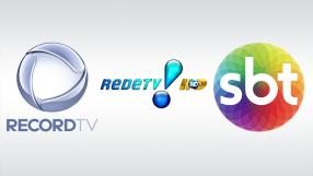 SBT, Record e RedeTV! podem lançar