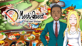 Baixar Meshi Quest: Five-star Kitchen para iOS