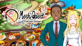 Baixar Meshi Quest: Five-star Kitchen para iOS