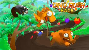 Baixar Dino Rush Race para iOS