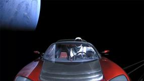 Tesla no espaço tem 11% de chance de colidir com a Terra