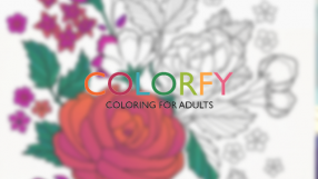 Baixar Colorfy: Coloring Book for Adults para iOS