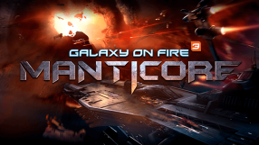 Baixar Galaxy on Fire 3 - Manticore para iOS