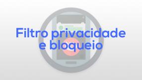 Baixar Filtro privacidade e bloqueio