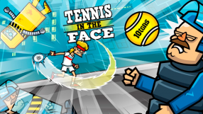 Baixar Tennis in the Face para iOS