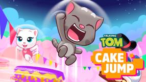 Baixar Talking Tom Cake Jump para iOS