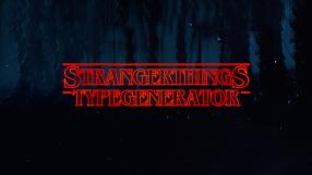 Baixar Stranger Things Type Generator