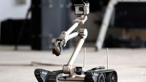 Polícia do Rio usa robôs contra o tráfico