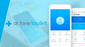 Baixar Dr. Fone toolkit para iOS