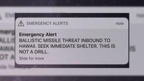 Alerta falso de míssil coloca Havaí em pânico