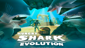 Baixar Hungry Shark Evolution para iOS