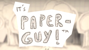 Baixar It's Paper Guy! para Windows