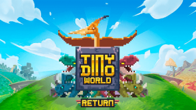 Baixar Tiny Dino World: Return