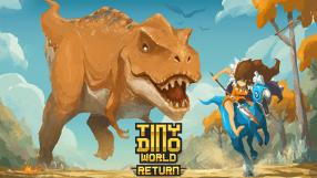 Baixar Tiny Dino World: Return para iOS