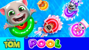Baixar Talking Tom Pool