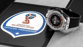 Árbitros da Copa do Mundo usarão smartwatch nas partidas