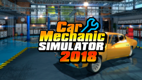 Baixar Car Mechanic Simulator 2018
