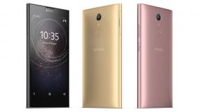 Conheça os novos celulares da linha Xperia